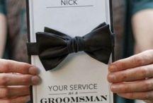 Wedding Party Proposals