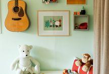 nursery things / by erin frey