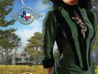 """HOPE REBORN / Book Three of my Historical Christian Texas Romance is set in 1850 and debuted January 9, 2015. Old maid May Meriwether is a successful New York dime novelist bored with writing the same old stories. Then she comes across an article on two Texas Rangers, Levi Baylor and Wallace Rusk, who she figures will provide great inspiration for her next heroine's love interest. """"Chester! Where are you? We're going to Texas!"""""""