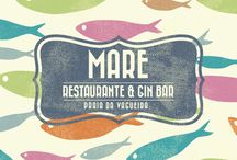 New project / Mare Restaurante & Gin Bar