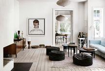 Biała Drewniana Podłoga #inspiracje