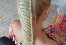 Hair Styles / by Angela Popovich