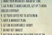 PDL: Mornings