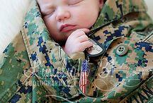 Army Baby / by Brittney Milich