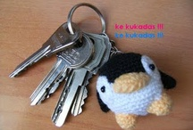 keychains / by Jean Marshall