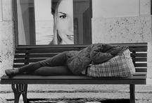 Lisbonne / Travail photographique noir et blanc sur lisbonne