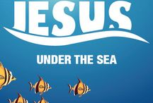 VBS...Finding Jesus Under The Sea