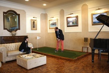 Golf In / relax at home with Golf In