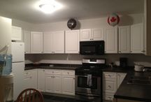 Kitchens / Kitchen, Cabinets, Counter tops,