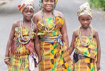 Africa Men & Women Fashion