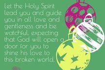 Christmas / Keeping Christ in Christmas