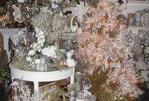 Christmas 2015 Open House / Open House at Camerons Flower Shop, beautiful Christmas decor along with snacks and refreshments!