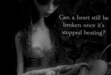 Tim Burton 's Corpse Bride / Victor belongs with Emily ❤