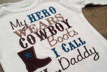 Cowboy boots :o)