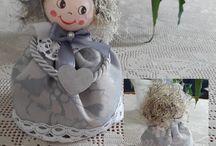 bonecas varias