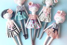 Heirloom dolls