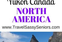 Northern Territories, Canada / Exploring Canada's Northern Territories; Yukon, Northwest Territories and Nunavut