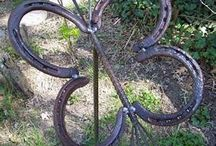 Horse shoes / by Kathy Nieland