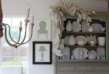 Painting and Repurposing Furniture
