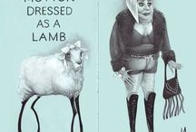 Mutton Dressed as Lamb / Women who are Loving the Mutton Dressed as Lamb look and scare other women in the process!