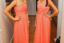 Colour Palette and Dresses