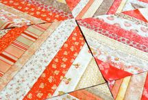 making quilts & pillows / piecing and sewing quilts and pillows