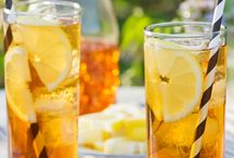 Healthy Summer Drinks / Summer drink ideas for the Antebellum Inn in Milledgeville, GA. www.antebelluminn.com