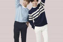Jonghyun & Taemin