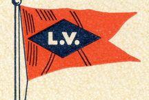 Train - LV - Lehigh Valley Railroad