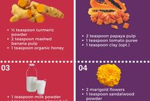 Make up with natural remedies