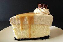 Recipes Cheesecakes / by Dawn Kinnaman