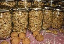 za varovanie orechov