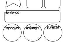 my Other kids Language Arts / by Karol Hollis