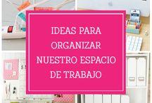Ideas para organizar