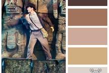 Disney Color Schemes / by Rebecca Birtcher