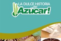 A014 - EL AZÚCAR / El azúcar es uno de los protagonistas de la gastronomía y de la nutrición humana, con una importante historia, inicia su periplo mundial en su nativa India, luego en sociedad con la leche, el cacao y la vainilla desarrollan la pastelería, es consolidado en las cálidas plantaciones de caña americanas, junto con el ron, y la terrible esclavitud. Es sin lugar a dudas una historia de los clásicos que todo gourmet debe conocer y disfrutar... dulcemente.    / by Jaime Ariansen Cespedes