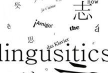 linguistics :)