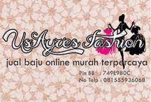 Product UsAyres Fashion / menjual fashion wanita berkualitas dengan harga terjangkau