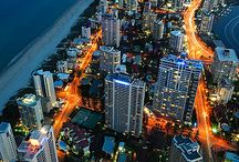 Surfers Paradise / You have got to love the lifestyle of Surfers Paradise on the Gold Coast, Queensland Australia.