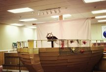 Children's Church: Sailing Theme