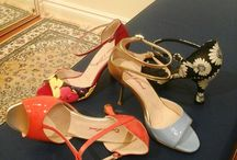 Rosso Latino ballroom, latin and tango shoes / All the shoes you see are available on www.topdance.it