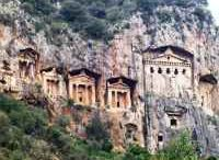Traveling Places in Dalyan Turkey