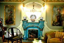 Celebrity Homes / Celebrity Homes Interiors