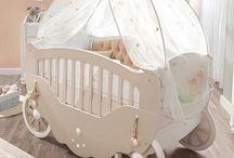 Baby crib and prams