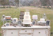 Wedding Cake Tables