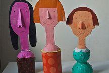 Esculturas para niños