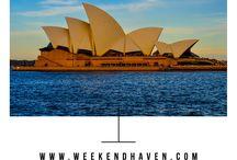 Travel - Oceania