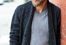 Men-Spiration / Hairstyles and style inspiration for our men