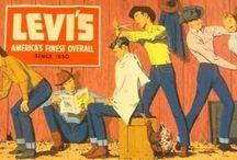Levi's ad hordings