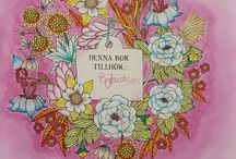 Blomster Mandala   (Maria Trolle)